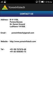 Screenshots - Yorex Infotech