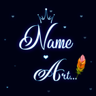 Your Name Art Effect :3D Name Text,Name Art Studio