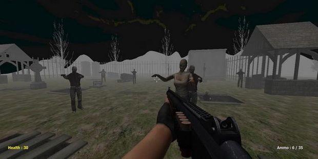 Screenshots - Z Day Shootout