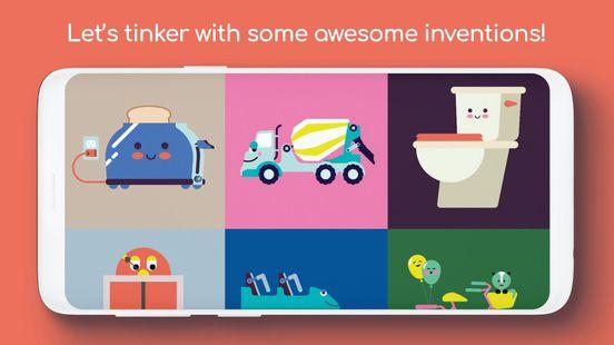 Screenshots - Zizzle Inventions