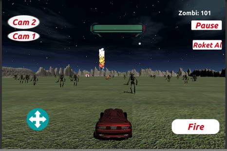 Screenshots - Zombie Adventure Game