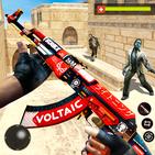 Zombie Gun Shooting Strike: Critical Action Games