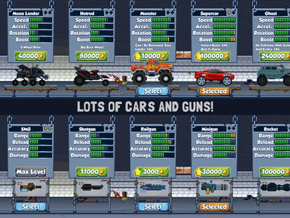 Screenshots - Zombie Road Trip Trials