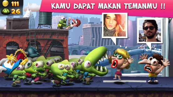Screenshots - Zombie Tsunami
