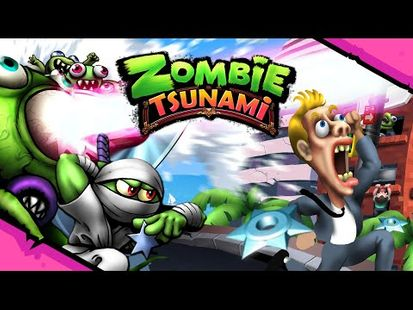 Video Image - Zombie Tsunami