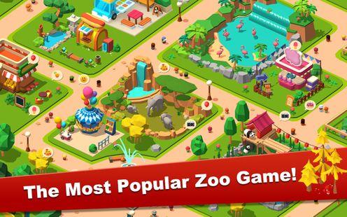 Screenshots - Zoo Tiles:Animal Park Planner